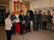 Paris : Exposition sur la vie de Ho Chi Minh en France