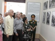 """HCM-Ville: Ouverture de l'exposition """"Wilfred Burchett et le Vietnam''"""