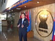 "Programme télévisé global ""ASEAN d'aujourd'hui"""
