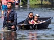 Thaïlande: la bataille contre les eaux en bonne voie