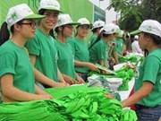 """Festival de rue: """"Hanoi-Dimanche sans sacs plastiques"""""""