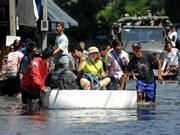 Le Vietnam accorde 100.000 dollars aux sinistrés thaïlandais