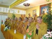 Le rôle actif de l'Eglise bouddhique du Vietnam