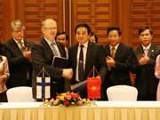 Da Nang et la ville de Salo entame une coopération