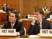 Le Vietnam à une session du Conseil d'administration de l'OIT