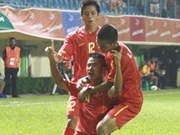 SEA Games : Vietnam-Timor Leste 2-0