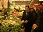 Une semaine des produits vietnamiens à Paris