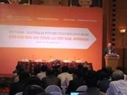 Vietnam-Australie: coopération éducative dans l'avenir