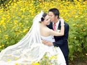 Le plus grand mariage collectif au Vietnam