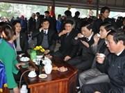 Thai Nguyên : ouverture du premier Festival international du thé