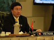 ASEAN : les conférences de rang ministériel des AE à Bali