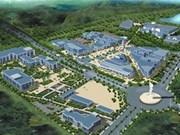 Plus de 600 millions de dollars dans le Centre aérospatial du Vietnam