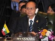Le Myanmar président de l'ASEAN en 2014