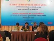 Coopération ONG-gouvernement contre le changement climatique