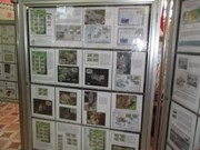 """Exposition de timbres et de cartes postales """"Pour un environnement vert"""""""