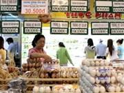 Novembre : l'IPC de HCM-Ville en hausse de 0,28%