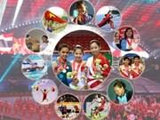 Le Vietnam troisième des SEA Games 26