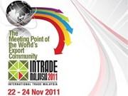 Le Vietnam présent à la foire Intrade Malaysia 2011