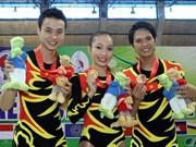 SEA Games 26 : le Vietnam remporte 96 médailles d'or