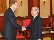 Vietnam-Russie : signature d'un FTA en 2012