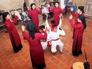 Le Hat Xoan reconnu en tant que patrimoine immatériel de l'UNESCO