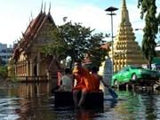 Inondations en Thaïlande : 36 milliards de dollars de pertes