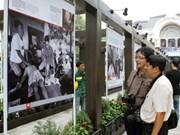 HCM-Ville: expo-photo sur la vie des toxicomanes
