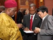 Le Nigeria, un marché prometteur pour les entreprises vietnamiennes