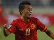 SEA Games 26 : un Vietnamien parmi les cinq meilleurs fooballeurs