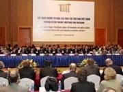 CG 2011 : Promotion de la restructuration économique