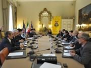 Vietnam-Italie: promotion de la coopération économique