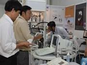 HCM-Ville : ouverture de Vietnam Medi-Pharm 2011