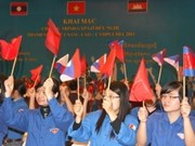Vietnam-Laos-Cambodge : les jeunes renforcent leur coopération intégrale Vietnam-Laos-Cambodge : les jeunes renforcent leur coopération intégrale