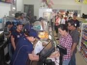 Ouverture du 1er magasin self-service G7-Ministop au Vietnam