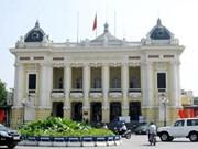 Célébration du centenaire de l'Opéra de Hanoi