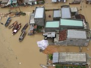 Aides supplémentaires en faveur des provinces touchées par les crues