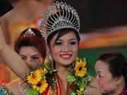 Trieu Thi Ha, sacrée Miss des ethnies du Vietnam 2011