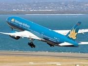 Onze vols directs entre Can Tho et Taïwan pour le Têt