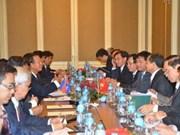 Vietnam et Cambodge renforcent la coopération dans le transport