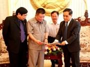Le Vietnam est déterminé à promouvoir l'investissement au Laos