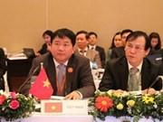 ASEAN: conférence des ministres du Transport et des Communications