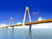 Hanoi : 137 millions de dollars pour le pont Vinh Thinh