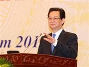 Le PM met l'accent sur la politique monétaire flexible