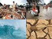 Aide norvégienne dans la lutte contre les désastres naturels