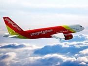 Inauguration du premier vol de VietJetAir