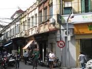 Achèvement de la réhabilitation de l'ancienne rue Ta Hien