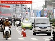 Pour réduire les embouteillages et accidents de la route