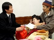 L'AVI soutient les victimes de l'agent orange de Bac Kan