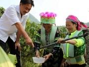 Aide de la BAD pour la réduction de la pauvreté au Vietnam