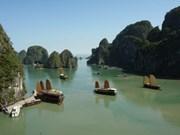 Baie de Ha Long : exemption de frais de visite pour le Têt